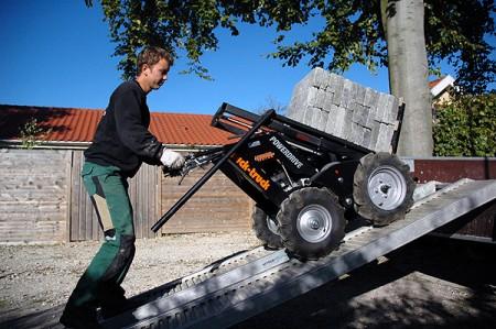 anbauteil powerlifter