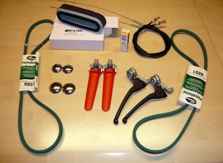 ersatzteile kabel bremsen riemen