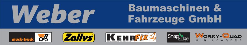 Weber Baumaschinen und Fahrzeuge GmbH